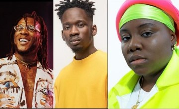 Burna Boy, Teni, Mr Eazi Nominated In 2019 BET Awards See Full Nomination List