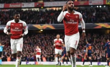 [Goals Highlight] Arsenal 3 – 1 Valencia