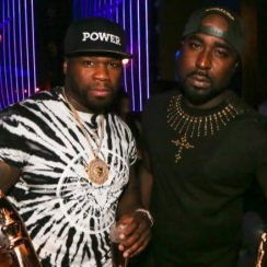 Young Buck Tells 50 Cent His Days Are Numbered