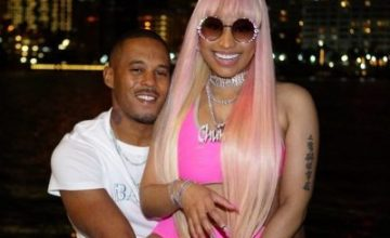Nicki Minaj Hints at Being Pregnant on New Song