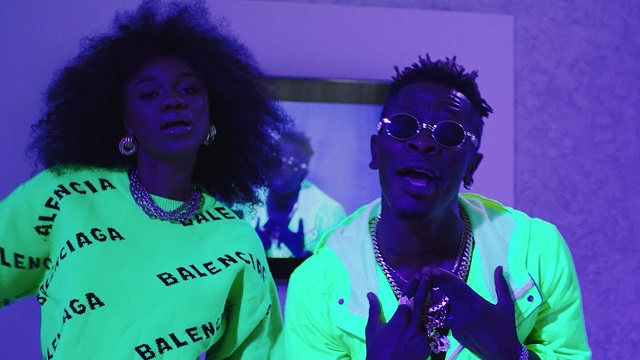 VIDEO Becca – Driving License ft. Shatta Wale
