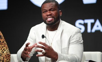 50 Cent Responds to Floyd Mayweather Diss by Joking About His Reading Skills