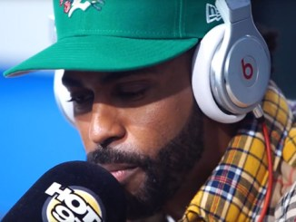 Big Sean Tackles Young Thug & Kanye West Tracks for Funk Flex Freestyle