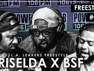 Conway, Benny the Butcher & RickHyde Body LA Leakers Freestyle