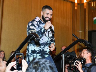 Drake Playfully Trolls Joe Budden and His Pool Party on IG Live