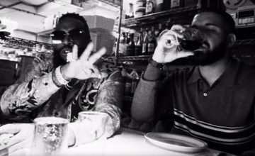 "Drake & Rick Ross Drop ""Money in the Grave"" Video"