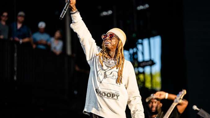 Lil Wayne Performs Unreleased Old Town Road Remix at Lollapalooza