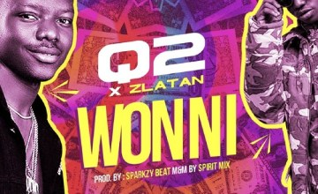 Q2 ft. Zlatan – Won Ni
