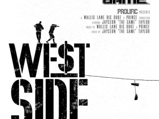 "The Game Keeps 'Born 2 Rap' Campaign Rolling with ""West Side"""