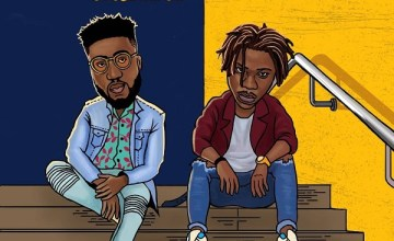 Gidochi – High With Me ft. Stonebwoy