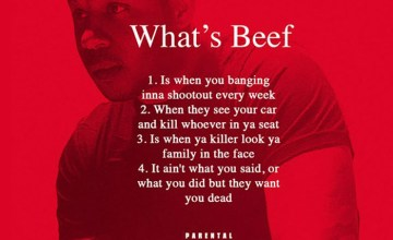 """Vado – """"What's Beef (Freestyle)"""""""