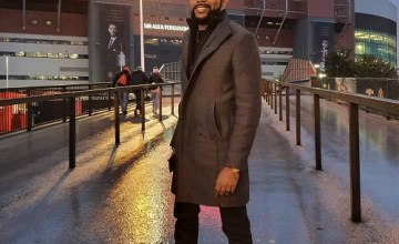Banky W signs Ex-Big Brother Naija Housemate Mike, wife to EME