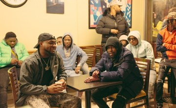 Davido – Risky ft. Popcaan (BTS Photos)