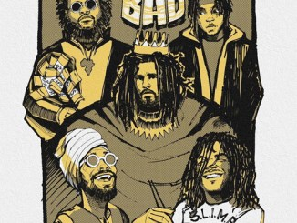"""Dreamville – """"Down Bad"""" f. J. Cole, J.I.D, Bas, EarthGang & Young Nudy (Video)"""
