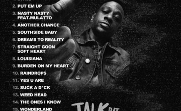Boosie Badazz Drops New Album, 'Talk Dat Sht'