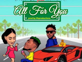 Camidoh ft. Medikal – All For You