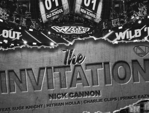 "Nick Cannon Responds to Eminem with ""The Invitation"""