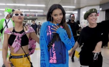 "Tinashe – ""Save Room For Us"" f. MAKJ (Video)"