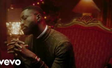 VIDEO Ric Hassani – All I Want For Christmas Is You