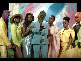 VIDEO Stonebwoy – Take Me Away ft. KiDi, Kuami Eugene