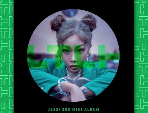 Jessi Mini Album NUNA