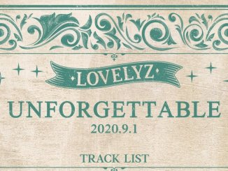 Lovelyz 7th Mini Album [Unforgettable]