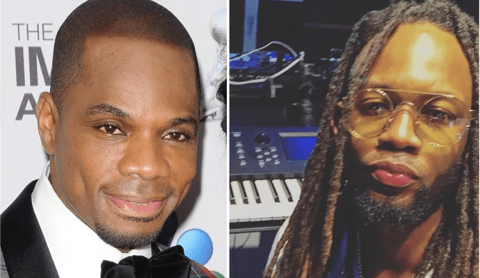 Kirk Franklin's Son Says He Was MOLESTED