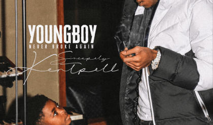 YoungBoy Never Broke Again – Sincerely, Kentrell ALBUM