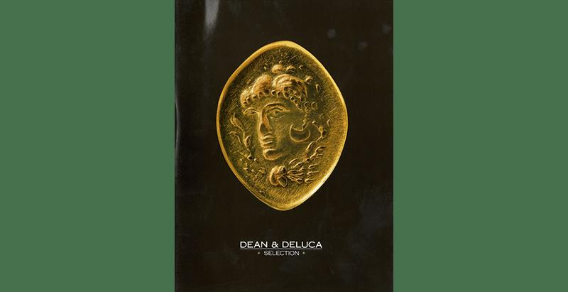 アレクサンドロス大王の指輪を使ったDean&Delucaのカタログ表紙