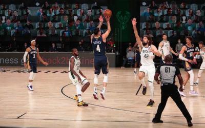 Pelicans shine in final Orlando tune-up, crush Bucks behind JJ Redick's 20-point third-quarter outburst