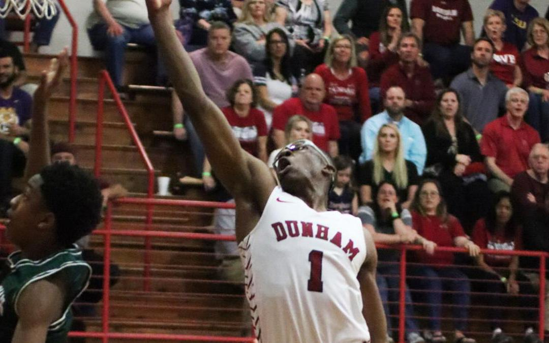 Top-seeded Dunham holds off young Newman challenge in Division III semifinal
