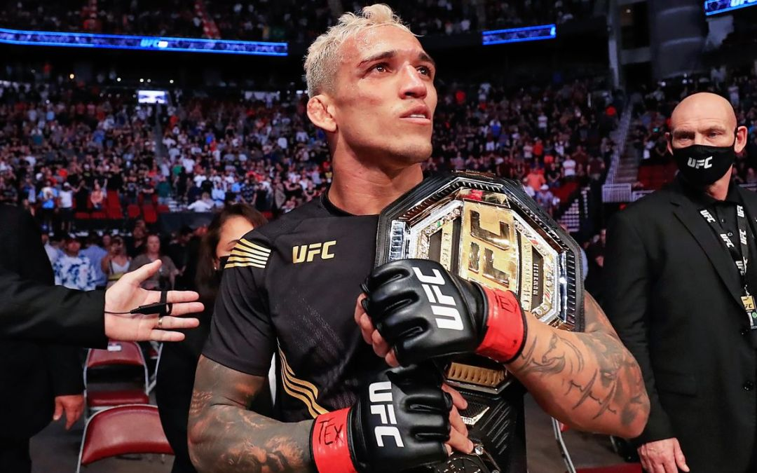 Charles Oliveira: the UFC's surprise lightweight king