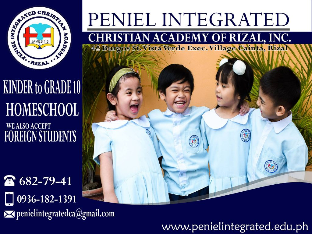 homeschool-peniel-integrated-christian-academy-of-rizal