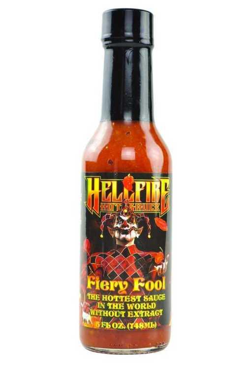 Hellfire Fiery Fool Hot Sauce 148мл.