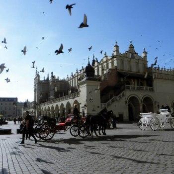 Itinéraire pour visiter Cracovie en un jour