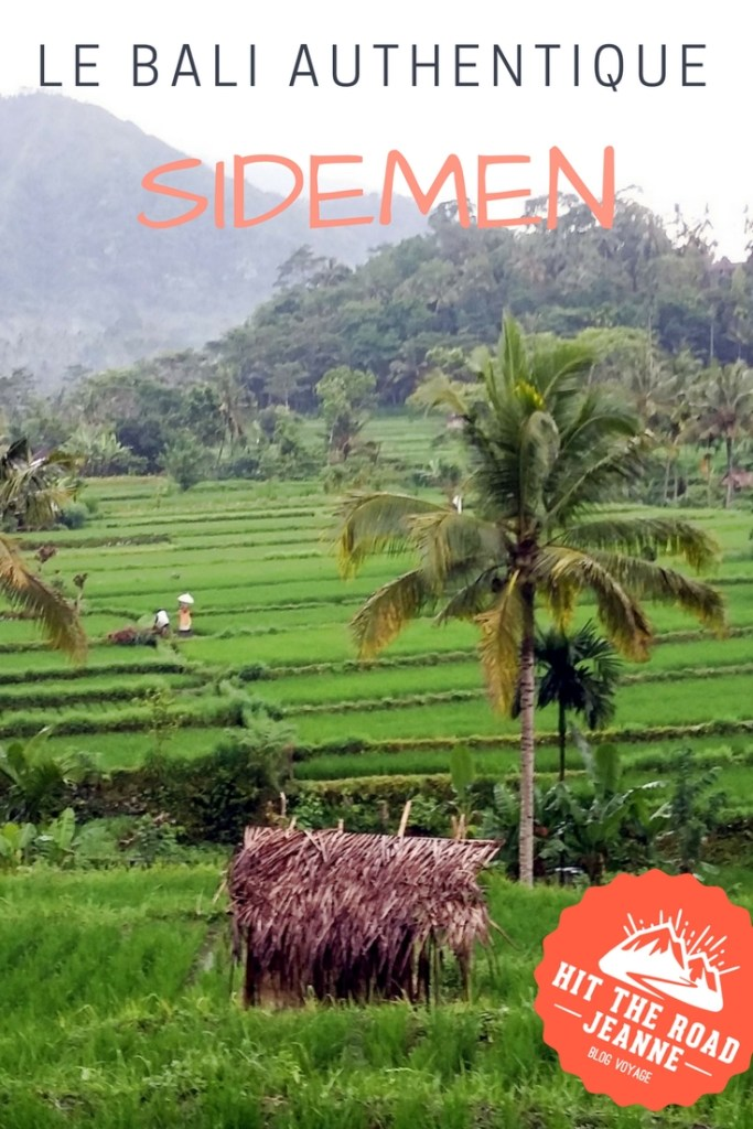 Sidemen, le Bali authentique