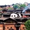 Nuodeng, petit village du Yunnan en Chine