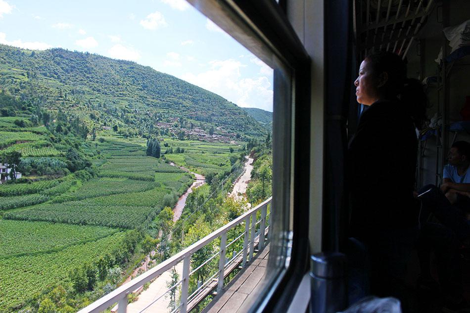 Guide de survie pour prendre le train en Chine