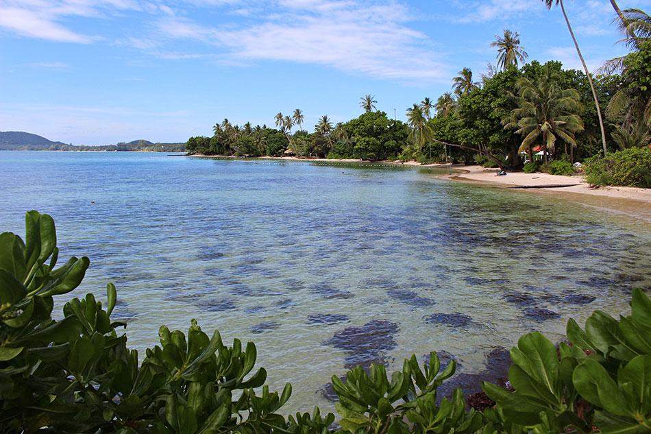 L'île de Koh Mak offre parmi les plus belles plages de Thaïlande