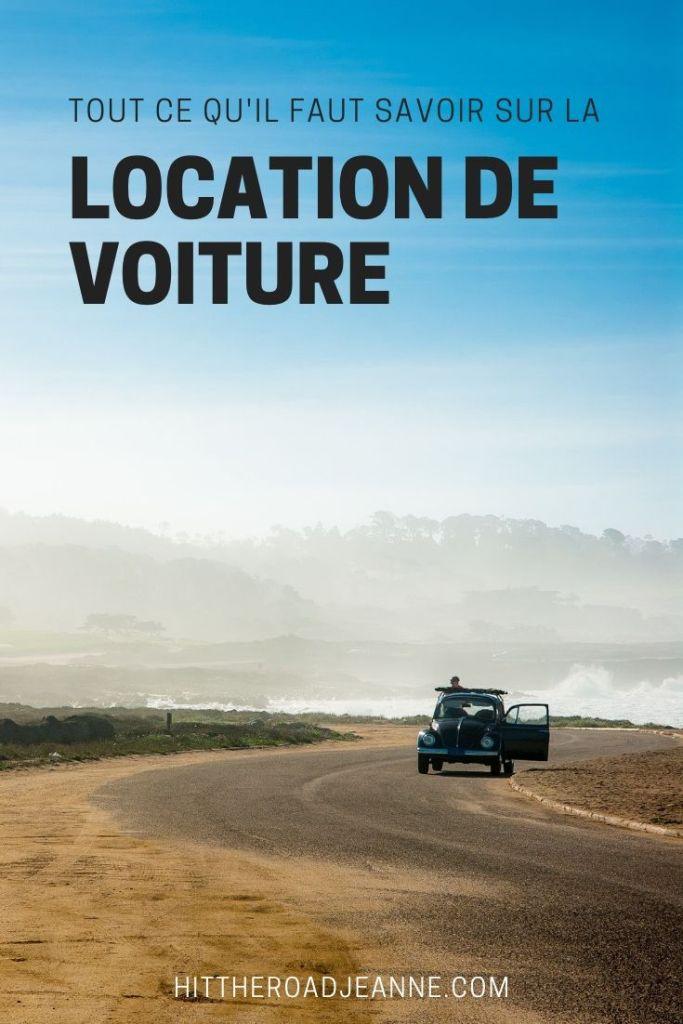 Location de voiture: Tout ce qu'il faut savoir pour louer un véhicule
