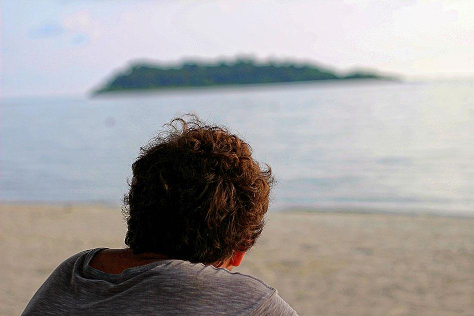Rejoignez l'île de Koh Man Nai en kayak depuis Koh Chang
