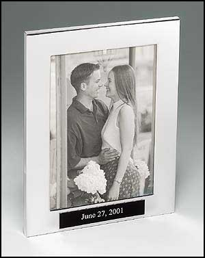 FR84 Silver Picture Frame