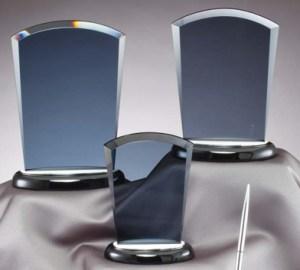 GK71, GK27 & GK 73 Glass Awards