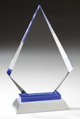 Blue Diamond Glass Award