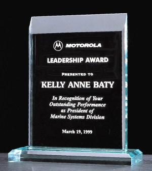 A5868 Acrylic Award