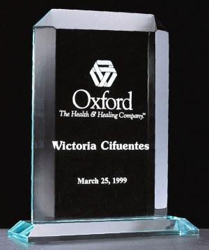 A5960 Acrylic Award