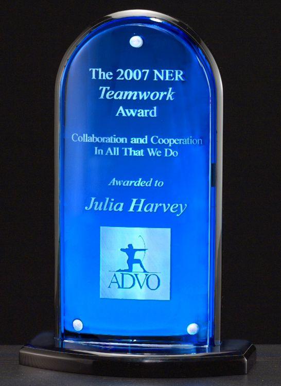 A6600 Acrylic Award