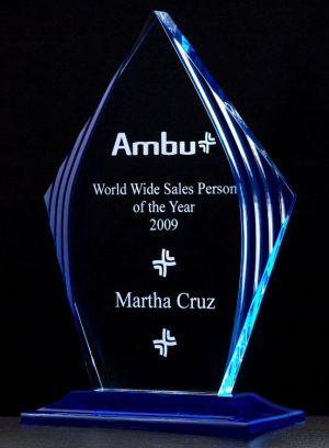 A6727 A6728 A6729 Acrylic Award