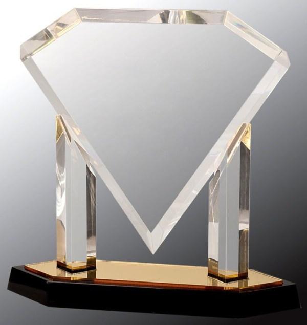 AFD1012GD Acrylic Diamond - Blank