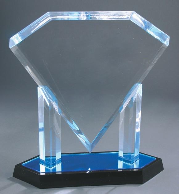 AFD1012BU Acrylic Award - Blank